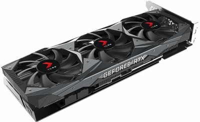 PNY NVIDIA GeForce RTX 2070 Super 8GB XLR8 Gaming Overclocked Edition 2 GB DDR3 Graphics Card