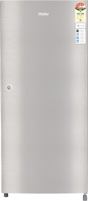 Haier 195 L Direct Cool Single Door 4 Star Refrigerator(Titanium steel, HRD-1954CTS-E)