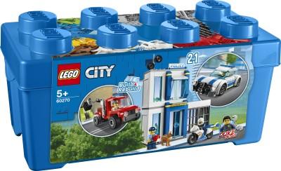 LEGO 60270 Police Brick Box Multicolor LEGO Blocks   Building Sets