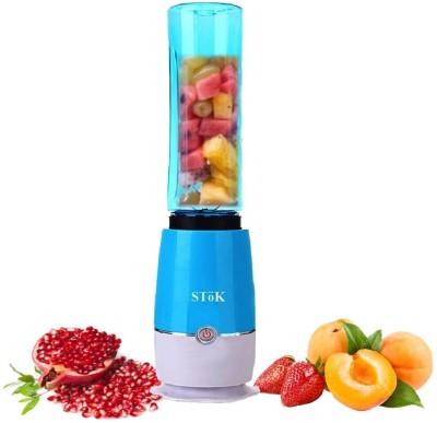 Stok 1 Shake maker 180 Juicer(Blue, 1 Jar)