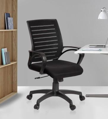 MBTC Xcelo Office Revolving Desk Chair NA Office Executive Chair(Black)
