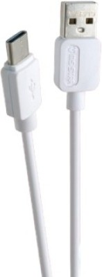 ms star D33 1 m USB Type C Cable Compatible with Type C, White, One Cable ms star Mobile Cables