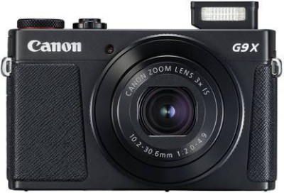 Canon G9 X Mark II Mirrorless Camera PowerShot(Black)