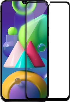 Flipkart SmartBuy Edge To Edge Tempered Glass for Samsung Galaxy M21, Samsung Galaxy M31(Pack of 1)