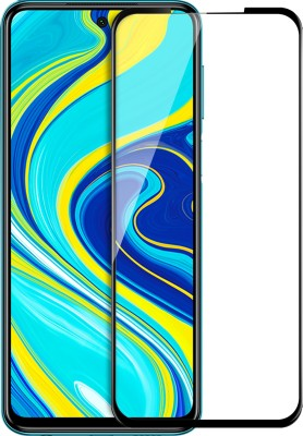 Flipkart SmartBuy Edge To Edge Tempered Glass for Samsung Galaxy F62, Poco M2 Pro, Mi Redmi Note 9 Pro, Mi Redmi Note 9 Pro Max, Poco X2, Mi Redmi Note 9S, Micromax IN Note 1, Poco X3(Pack of 1)