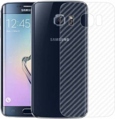 eCase Back Screen Guard for Samsung Galaxy S6 Edge Plus(Pack of 1)