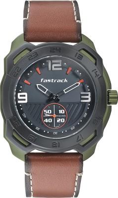 Fastrack 3192AL01 Analog Watch - For Men