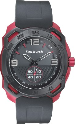 Fastrack 3192AP01 All Nighters Analog Watch - For Men