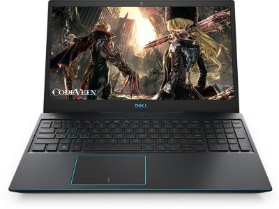 Dell G3 Core i5 10th Gen - (8 GB/1 TB HDD/256 GB SSD/Windows 10 Home/4 GB Graphics/NVIDIA Geforce GTX 1650)...