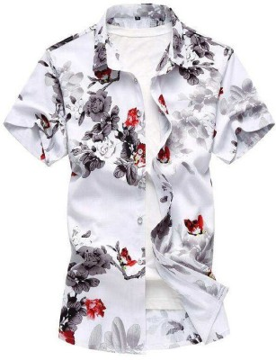 D shant clothing Rayon Printed Shirt Fabric(Unstitched)