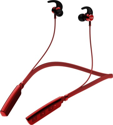 boAt Rockerz 235v2 with ASAP charging Version 5.0 Bluetooth Headset(Red, In the Ear)