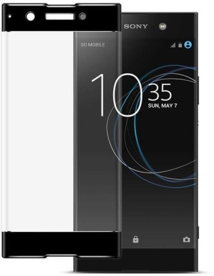 Helix Tempered Glass Guard for Sony Xperia XA1 Plus Dual G3416(Pack of 1)