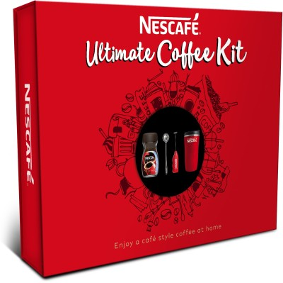Nescafe Greetings - The Ultimate Instant Coffee Kit 100 g (100 g)