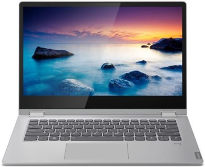 Lenovo Ideapad C340 Core i5 10th Gen - (8 GB/512 GB SSD/Windows 10 Home/2 GB Graphics) C340-14IML 2 in 1 Laptop(14 inch, Platinum, 1.65 kg, With MS Office)