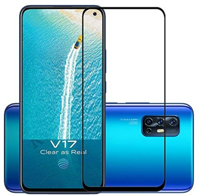 UDAL Screen Guard for VIVO V17 HD+ GLASS(Pack of 1)