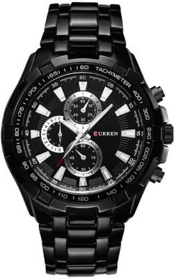 Curren cu1 126 8023 Analog Watch   For Men Curren Wrist Watches