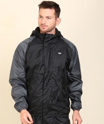 Wildcraft Solid Men & Women Raincoat