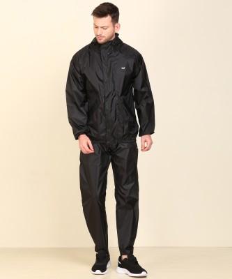 Wildcraft Solid Men Raincoat