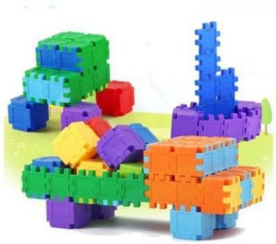 PS Aakriti Mini Bricks Blocks Toys for Kids Children Colorful Plastic Educational Variety Inset Building Block Models Building Block Learning Toy Mult