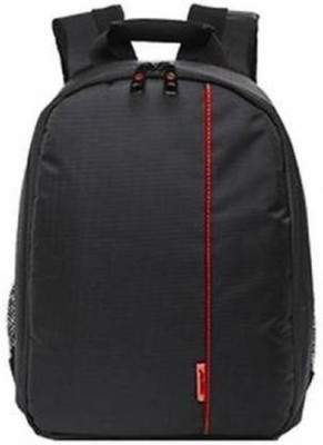 Ample Italia DSLR/SLR Camera Backpack (Red,Black)  Camera Bag(Black, Red)