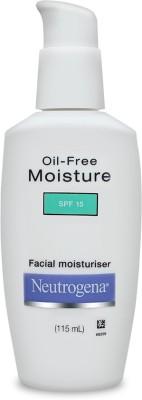 Neutrogena Oil-free Moisture SPF15(115 ml)