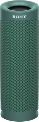 Sony SRS-XB23 Bluetooth Speaker(Green, Stereo Channel)