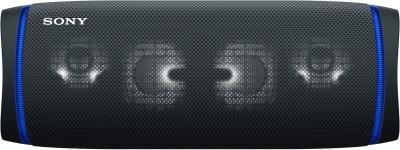Sony SRS-XB43 Bluetooth Speaker(Black, Stereo Channel)