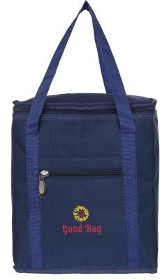 Greenlite LunchBag Large Waterproof Lunch Bag Blue, 12 L Greenlite Bags, Wallets   Belts