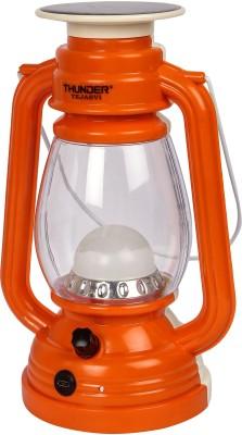 THUNDER SOLOR LIGHT Lantern Emergency Light(Orange)