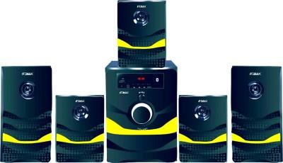 etmax JOSHH PLUS+ 5.1 Home Cinema(5.1 home theater with Bluetooth, AUX, FM/AM Radio, SD Card, USB)