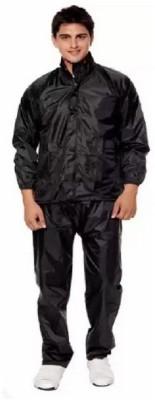 MasterShip Solid Men & Women Raincoat