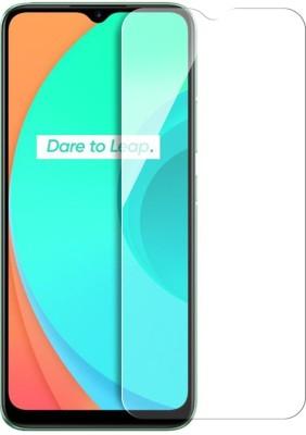 CHVTS Tempered Glass Guard for Realme Narzo 20, Realme Narzo 20A, Realme C11, Realme C12, Realme C15, Realme C3, Realme 5, Realme 5i, Realme 5s, Oppo A9 2020, Oppo A5 2020, Realme Narzo 10, Realme Narzo 10A, Oppo A31(Pack of 1)