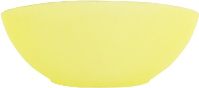 PRINCEWARE Plastic Serving Bowl(Yellow, Pack of 1)