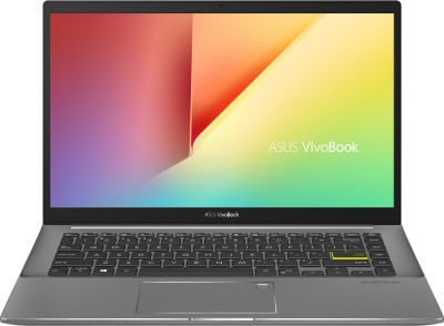 Asus VivoBook S14 Ryzen 7 Octa Core - (8 GB/512 GB SSD/Windows 10 Home) M433IA-EB794TS Thin and Light Laptop(14 inch,...