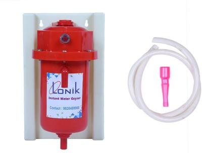 Lonik 1 L Instant Water Geyser (LTPL-9050-RED, Multicolor)