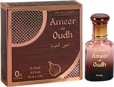 Al Nuaim AMEER-UL-OUDH ROLL ON ATTAR Herbal Attar(Oud (agarwood))
