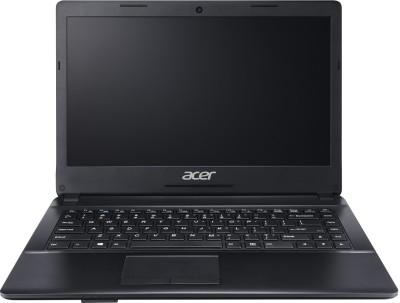 Acer One 14 Pentium Dual Core - (4 GB/1 TB HDD/Windows 10 Home) Z2-485 Thin and Light Laptop(14 inch, Black, 1.8 kg)