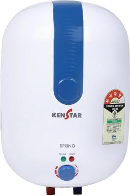 Kenstar 25 L Storage Water Geyser (KGSSPR25BP8VGN-DSE, White, Blue)