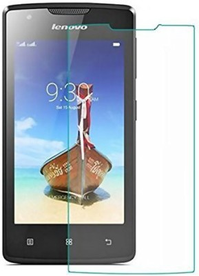 Imbi Edge To Edge Tempered Glass for Lenovo A1000(Pack of 1)
