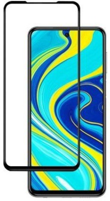 HYPER Edge To Edge Tempered Glass for Mi Redmi Note 9 Pro(Pack of 1)