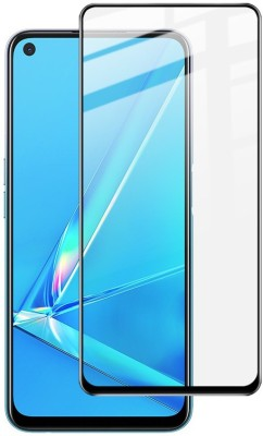 KWINE CASE Edge To Edge Tempered Glass for Oppo A52(Pack of 1)