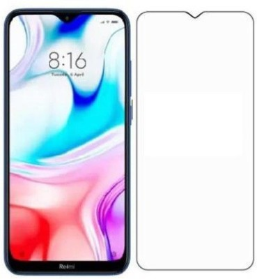 HYPER Tempered Glass Guard for Mi Redmi 8(Pack of 1)