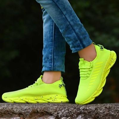 Layasa Walking shoes,Sports,Casual Running Shoes For Men(Green)