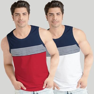 BLIVE Men Vest(Pack of 2)