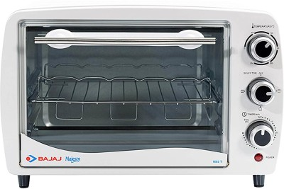 Bajaj 16-Litre MAJESTY 1603T Oven Toaster Grill (OTG)(WHITE)
