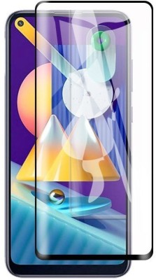 KWINE CASE Edge To Edge Tempered Glass for Samsung Galaxy M11(Pack of 1)