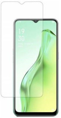 BRENZZ Tempered Glass Guard for OPPO A31(Pack of 1)