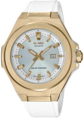 Casio BX183 (MSG-S500G-7ADR) Baby-G Analog Watch - For Women