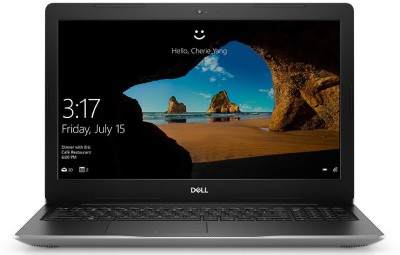 Dell Inspiron Core i5 10th Gen - (8 GB/1 TB HDD/256 GB SSD/Windows 10 Home/2 GB Graphics) Inspiron 15-3593 Laptop(15.6 inch, Silver, 2.20 kg, With MS Office)