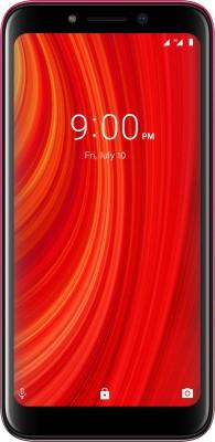 Lava Z61 Pro (Amber Red, 16 GB)(2 GB RAM)
